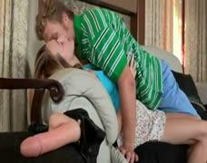 My Girlfriend's Dirty Mom