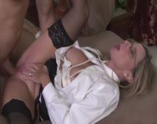 mother teaching boy about sex D10