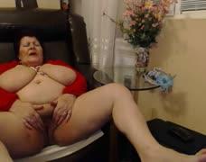 Horny Granny 70yo