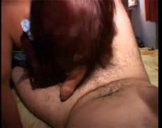 Swinger MILF anal amateur. Rough old bird!