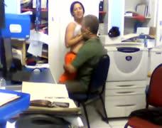 Sex in the teacher room