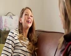 Teen seduces milf therapist