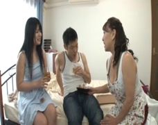 I went back to the home with My wife(mom and aunt)