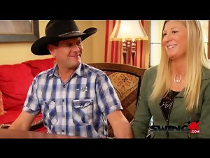 Cowboy swingers arrive to fulfill dreams
